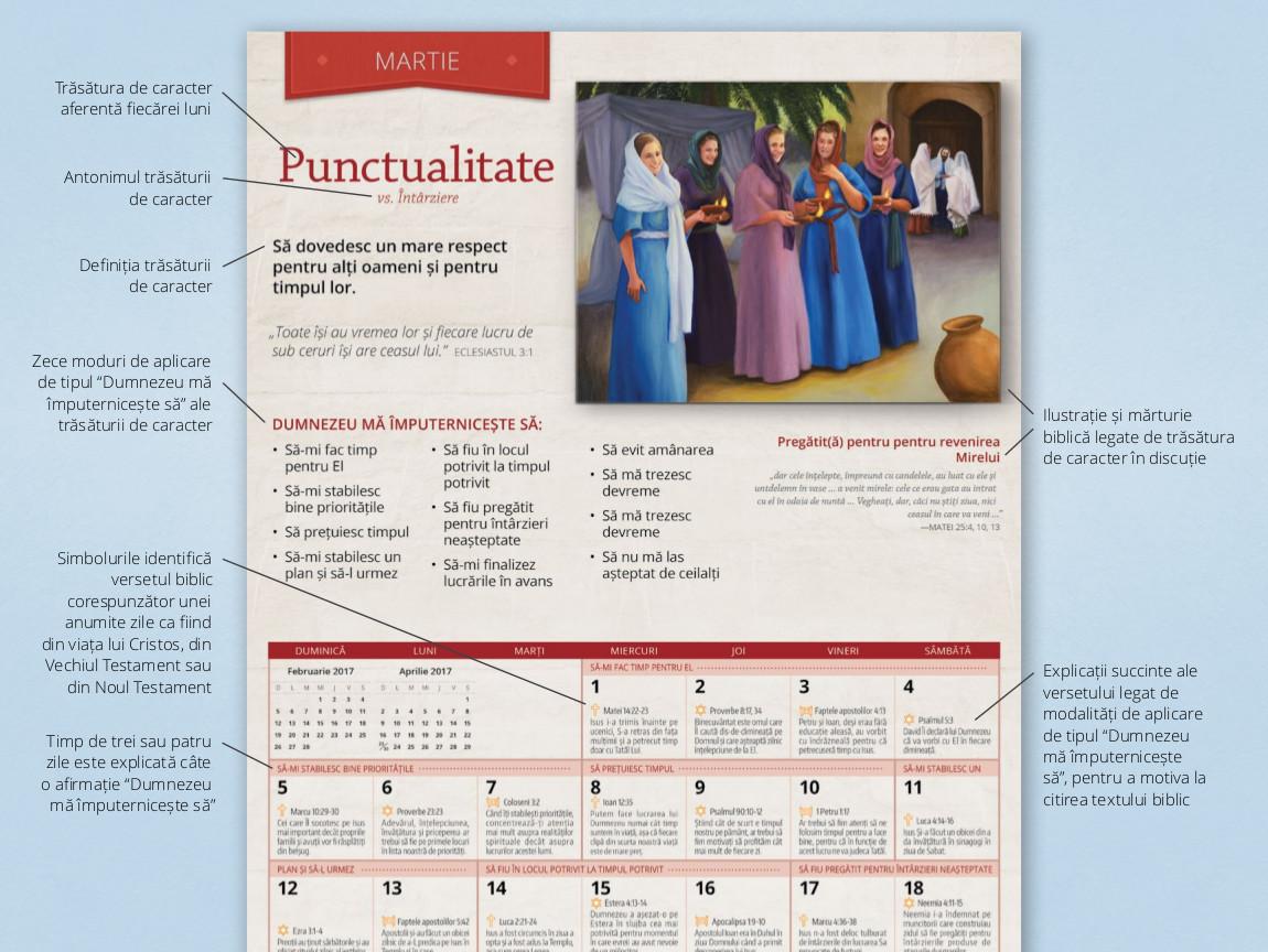 institutul pentru principii de bază ale vieții calendar 2017 cu